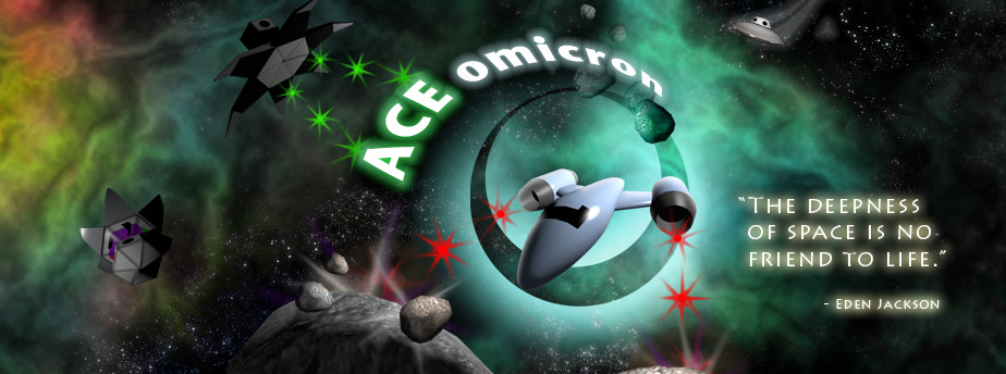 Ace Omicron - Survival Shooter for iPad and iPhone