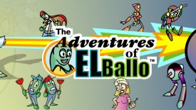 Adventures of El Ballo - Retro-infused platforming for Mac