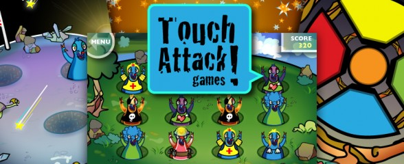 Touch Attack Games